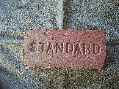 Standard Pressed Brick (Palmer, Texas)