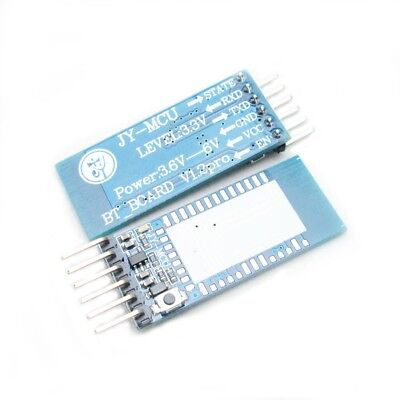 2PCS DC 3.6V-6V Bluetooth Serial Base Plate Expansion Board for Bluetooth Module