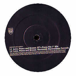 BT - Love, Peace And Grease (Grease) - Perfecto - 1998 #15561
