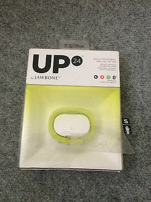 UP 24 by Jawbone  Lime Green  Small New