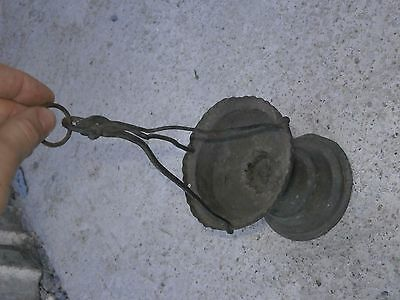 Vintage Antique Wrought Iron Thurible Night-Light