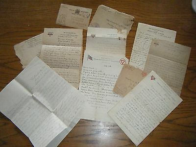 78th Division MP Military Police Letter Grouping