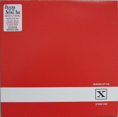 Queens Of The Stone Age - Rated R (X Rated) Vinyl LP NEU 0550080n