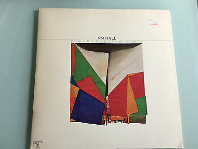 LP USA  MINT  Jim Hall ‎– Commitment Label: Horizon Records & Tapes ‎– SP-715 Fo