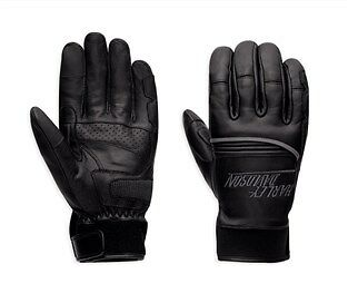 Harley-Davidson® Men's Paxton Reflective Gloves 97368-17Vm 3Xl