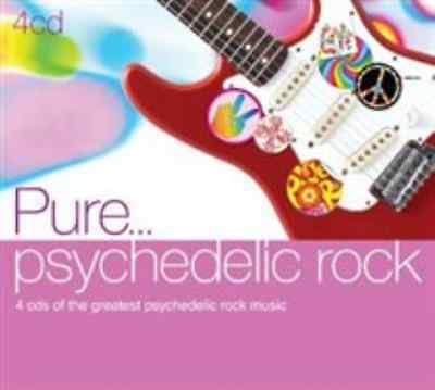 Various Artists-Pure... Psychedelic Rock  CD / Box Set NEW