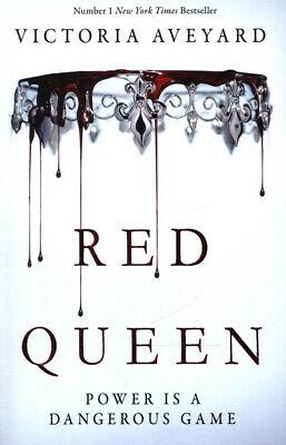 Red queen by Victoria Aveyard (Paperback)
