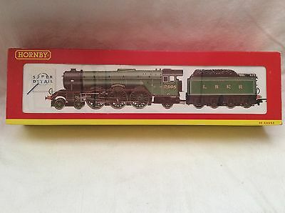 Hornby 00 Gauge R2103 Lner  2505 Class A3 Cameronian Locomotive & Tender - Boxed