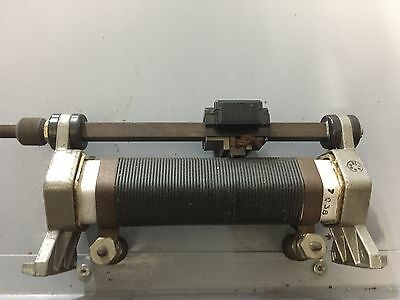1- 7 Berco Wire Wound Variable Slide Resistor 7 Ohm 10A Rheostat
