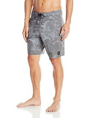 Billabong Men All Day Wash Gray Lo Tides Boardshorts Swimwear Sz 32 M107CALT 9afdad72c