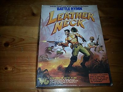 LEATHER NECK Battle Him Vicotry Games VG wargames good conditions not complete