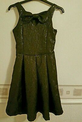H&M 10-11 yrs old Girls Party Dress Rrp44 New without Tags