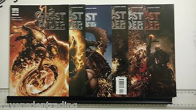 Ghost Rider Issues 1/2/3/4/5/6 Complete (Marvel Knights/2005/Gareth Ennis)