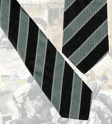Barbarians official players tie - RUGBY TIE