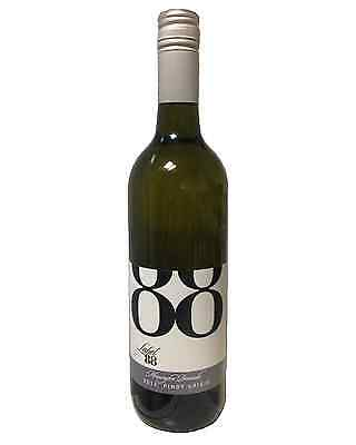 Label 88 Pinot Grigio 2015 case of 6 Dry White Wine 750mL