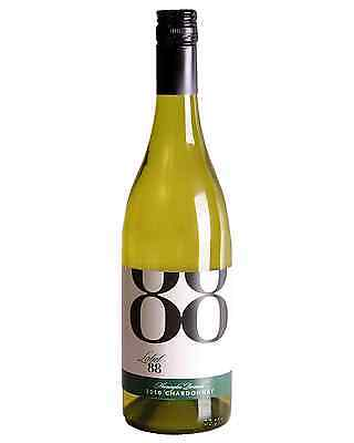 Label 88  Chardonnay 2017 case of 6 Dry White Wine 750mL
