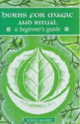 Herbs For Magic & Ritual (ABEG) by Moorey, Teresa Paperback Book The Cheap Fast