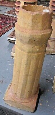"Antique American 37"" Tall Chimney Pot Crown Top My Last One Left!  Estate # 55"
