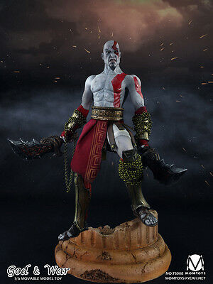 Preorder 1 6 Kratos God Of War Figure Spartan Ultimate Toys