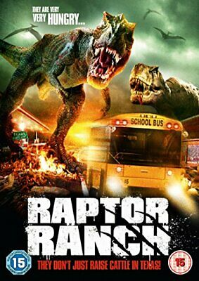 Raptor Ranch [DVD] - DVD  XIVG The Cheap Fast Free Post