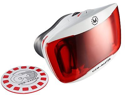 View-Master Deluxe VR Viewer by Mattel,audio for immersive listening (DTH61) XTS