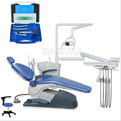 Dental Unit Chair A1 Model hard leather Computer Controlled FDA CE Approved