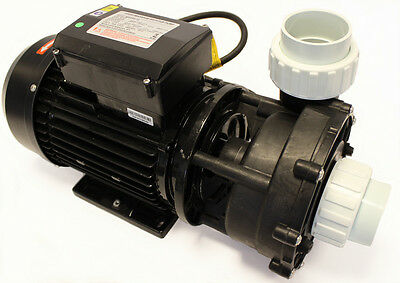 "Hot Tub LX WP250-II - Spa Pump Post 2008 - 2 Speed 2.50Hp - 2.00"" Suction"