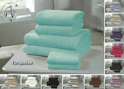 Luxury 100% 600gsm Egyptian Cotton Thick Heavyweight Combed Towels or Mats
