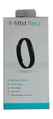 Fitbit Flex 2 Fitness Activity Wristband (Black)