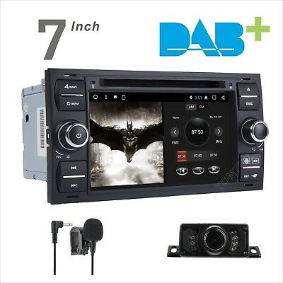 Ford Focus Mk2 Transit Android 5.1 Head Unit DAB Radio GPS Sat Nav Stereo WiFi