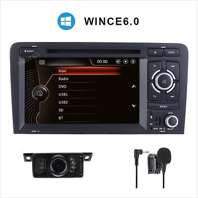 Android Head Unit Radio Stereo BT WiFi DAB GPS Sat Nav Ford Mondeo Focus Transit