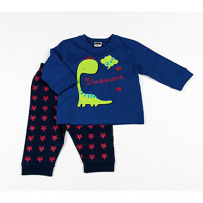 "Baby Boys Dinosaur / Dinosnore Pyjamas Sleepwear - Ideal For ""george Pig"" Fan"