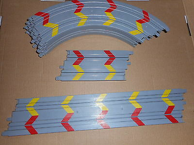 my first scalextric - extra track pieces