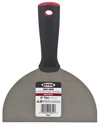 """Value Series Putty Knives, Scrapers And Joint Knives-6"""" JOINT KNIFE"""