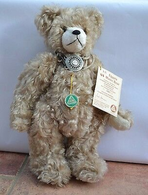 Hermann Egypta Musical Bear 2001 Limited Edition - 420 out of 500