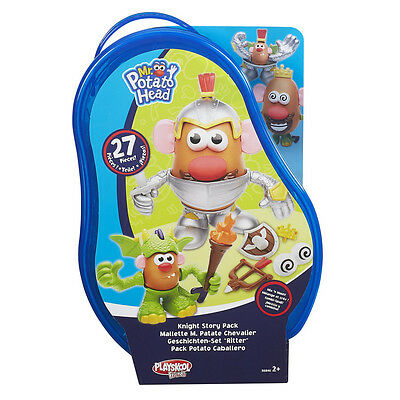 Playskool Mr And Mrs Potato Head Theme Container Toy NEW