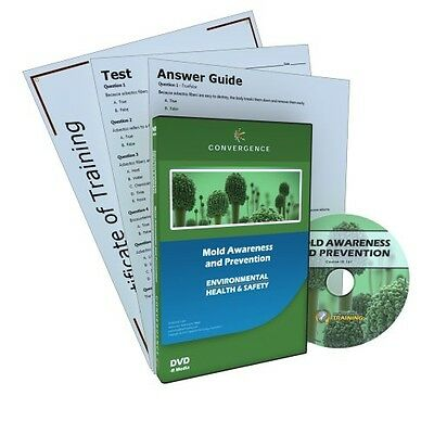 Convergence Training C-361 Mold Awareness and Prevention DVD