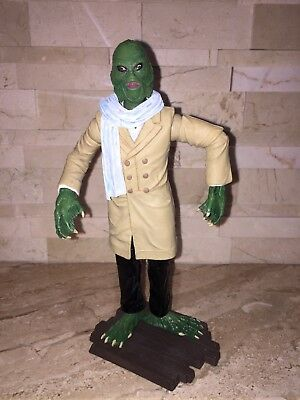 Universal Studios Kayro Vue The Munsters Uncle Gilbert Creature Figure