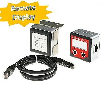 Gemred GemRed Digital Level Angle Gage Remote Angle Sensor Protractor (Without