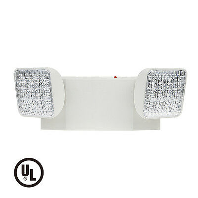 Bright LED Emergency Fire Exit Light Safety Exit Lighting Lamp UL924
