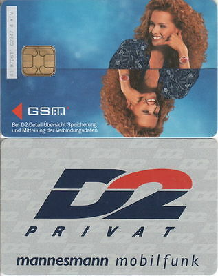 Germany - GSM - D2 privat - DD 970611 - RR