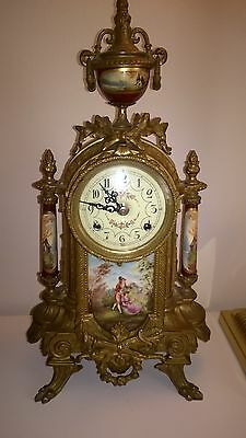 antique clock german
