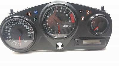 1999 - 2000 Honda Cbr600 F4 Speedo Gauges Cluster Speedometer (Modified Blue)