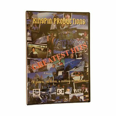 Kingpin Productions Greatest Hits Dvd, Burton, Dc, We - New - Free Us Shipping