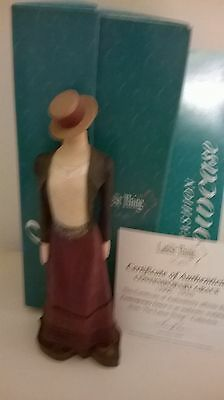 The Latest Thing Stacy Bayne Fashion showcase Contemporary Grace Mannequin coa