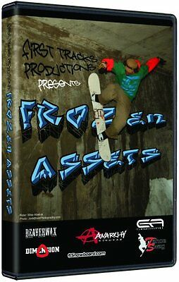 Frozen Assets Snowboard DVD - New in Shrink-wrap! Free US Shipping!