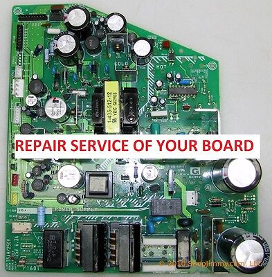 REPAIR SERVICE of YOUR SONY POWER SUPPLY A-1300-695-A / KF-50XBR800 KF-60XBR800