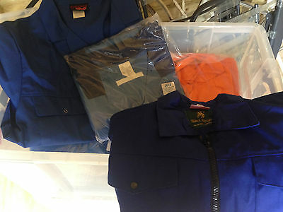 Job Lot Of 50 Drivers Jackets