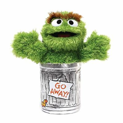 Official Sesame Street Oscar the Grouch Plush Soft Toy - Large