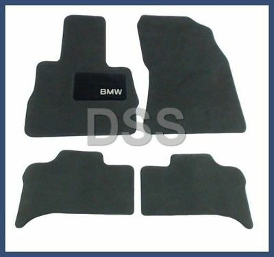 OEM GENUINE MERCEDES BENZ CARPET FLOOR MATS ANTHRACITE 99-06 CL55 C215